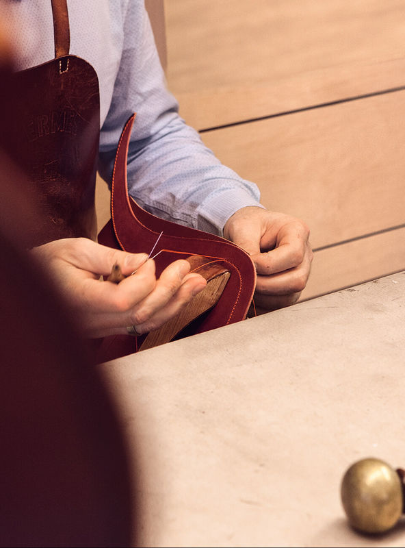 Qualität à la Hermès