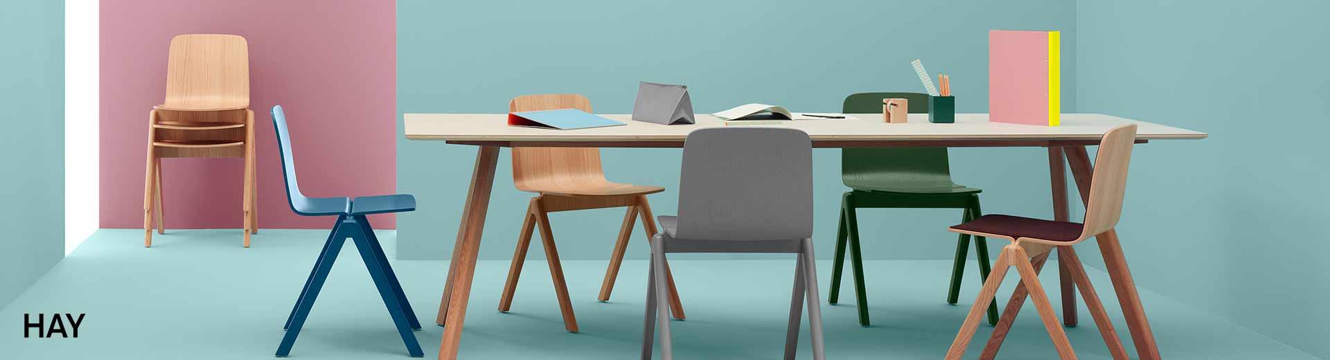 Hay Neuheiten und Designklassiker im Qvest Shop