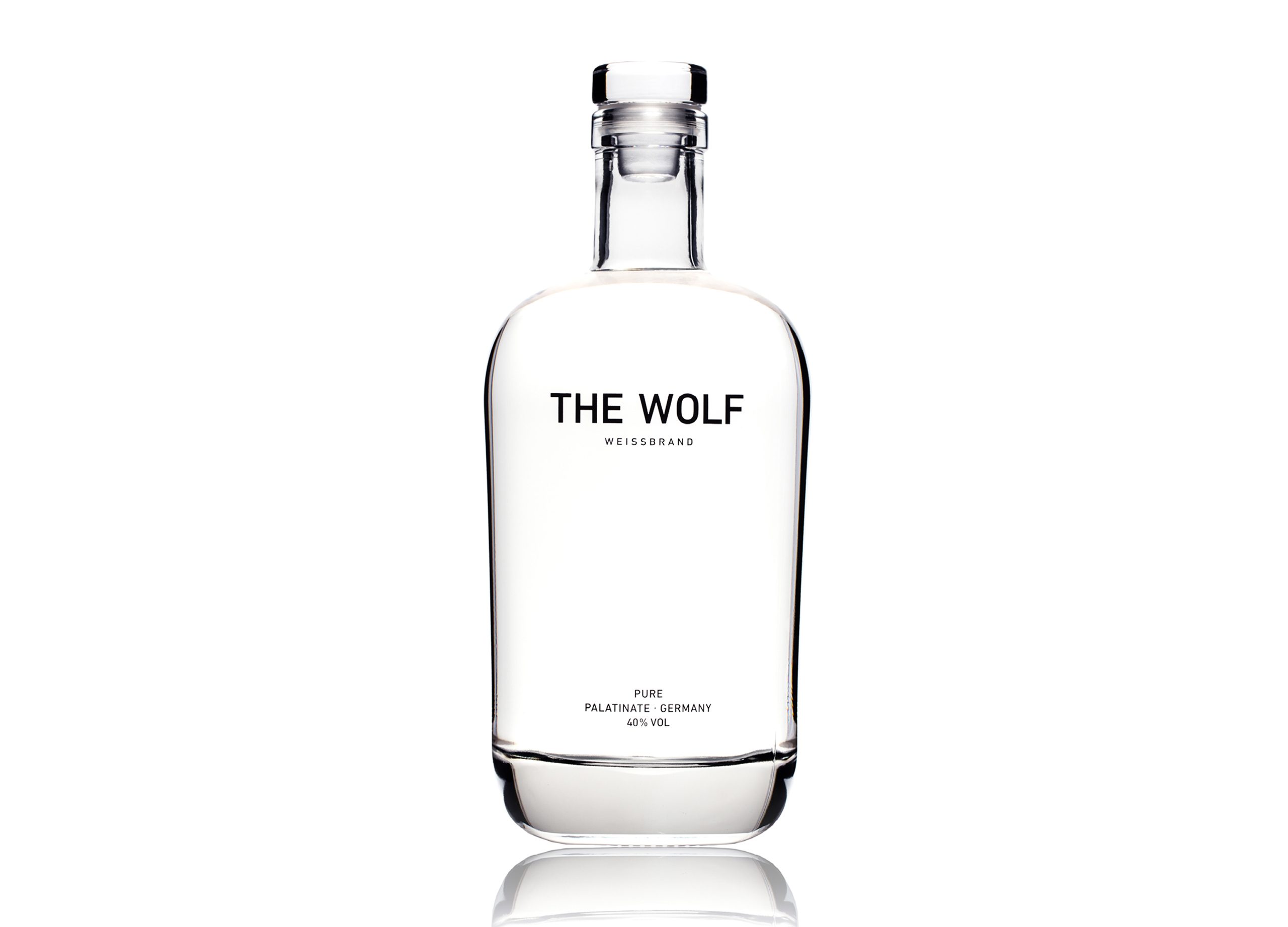 Weissbrand Distilling | The Wolf Weissbrand Limited Edition 700 ml