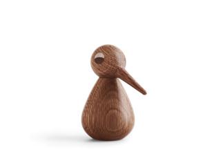 große Holzfigur Bird