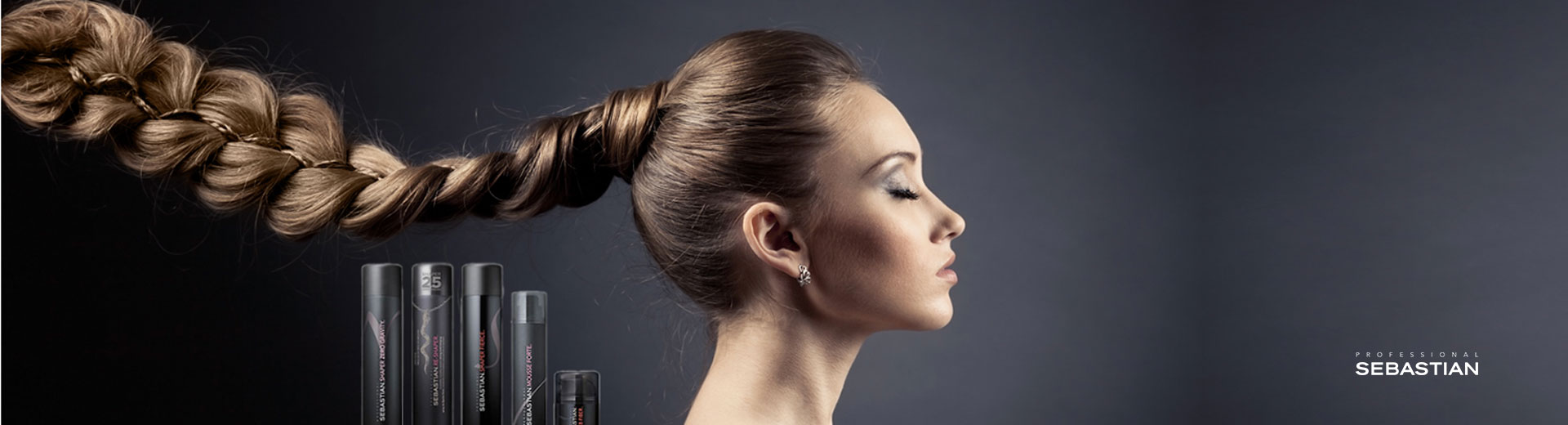 Sebastian Professional - Shampoo. Haarpflege. Styling