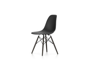 DSW Eames Plastic Side Chair klassische Höhe