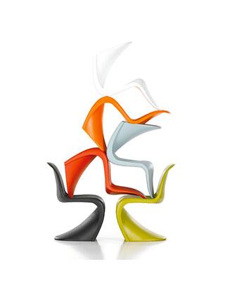 Die Geschichte eines Desisignerstuhls: Der Panton Chair