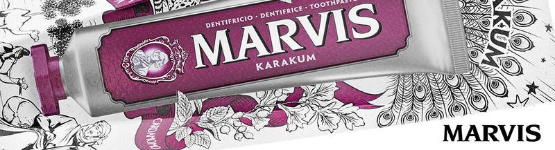 Marvis italienische Zahnpflege
