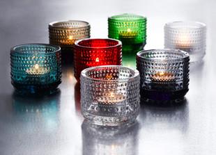 Kastehelmi Kerzenhalter