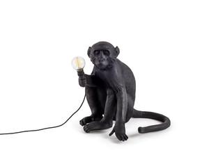 Sitting Monkey Lamp Tischleuchte