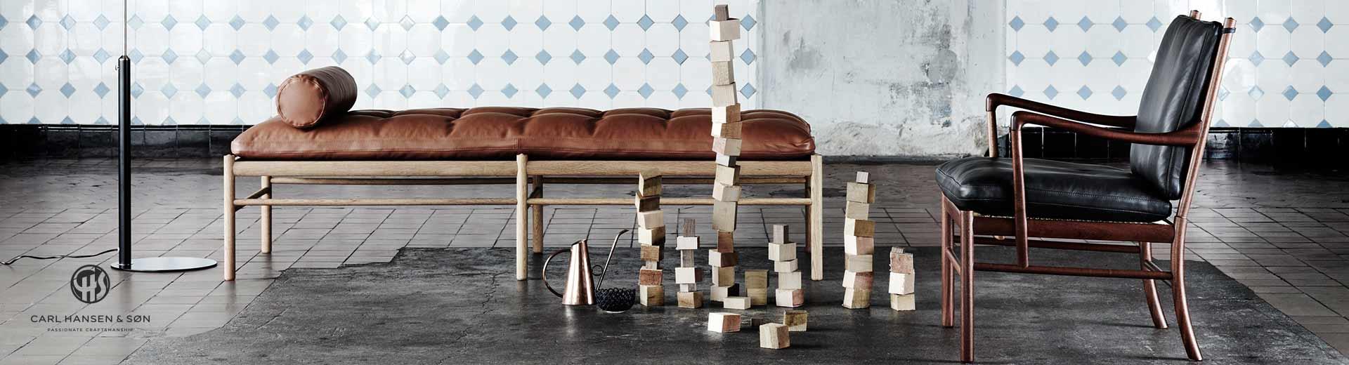 Designermöbel von Carl Hansen & Son - Handwerk aus Tradition