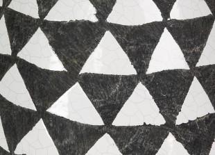 Triangular Vase