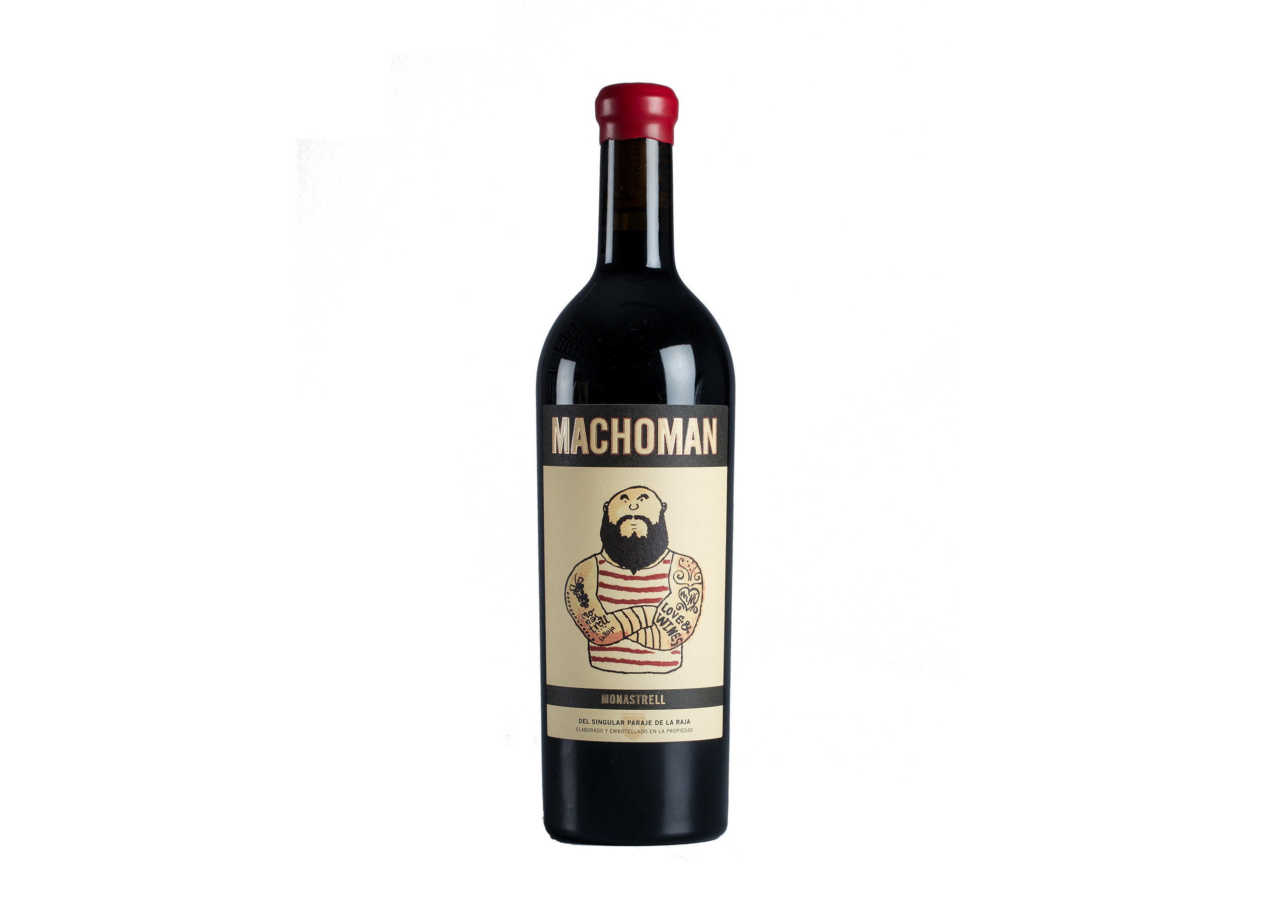 Casa Rojo Macho Man Rotwein The Qvest Shop