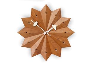 Nelson Fan Clock