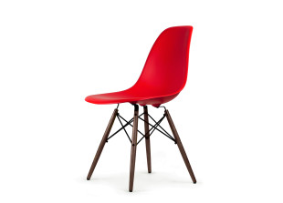 DSW Plastic Side Chair Auslaufmodell