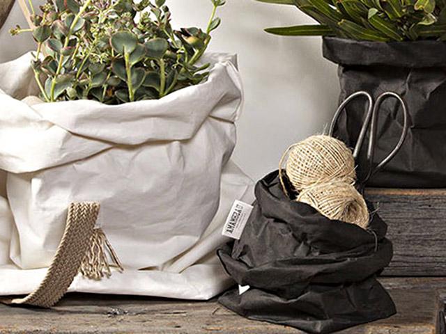 UASHMAMA Paper Bag Handbag Handtaschen