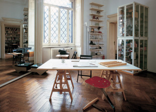 Leonardo Schreibtisch