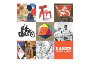 Eames Memoryspiel