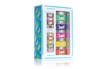 Geschenkbox – Wellness Tees mit Teezange