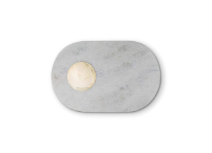 Stone Chopping Board Tablett