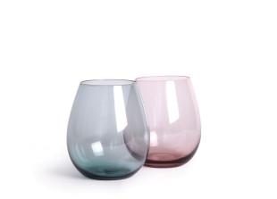 Wasserglas im 4er Set