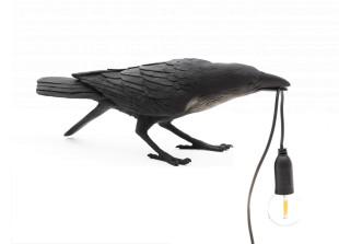 Bird Lamp Playing Tischleuchte