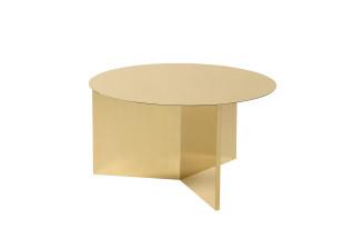 Slit Table runder Beistelltisch