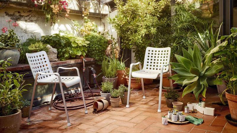 Outdoor Möbel und Leuchten
