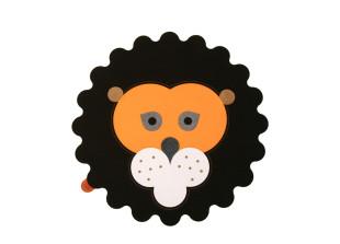Animal Teppich Löwe