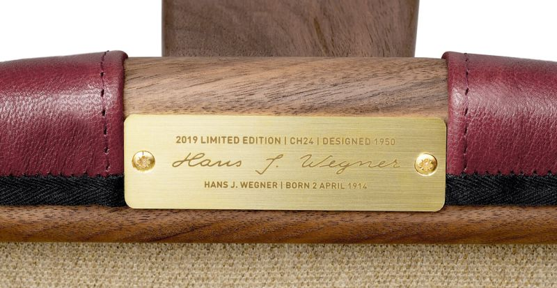 Ch24 Wishbone Chair Limited Edition