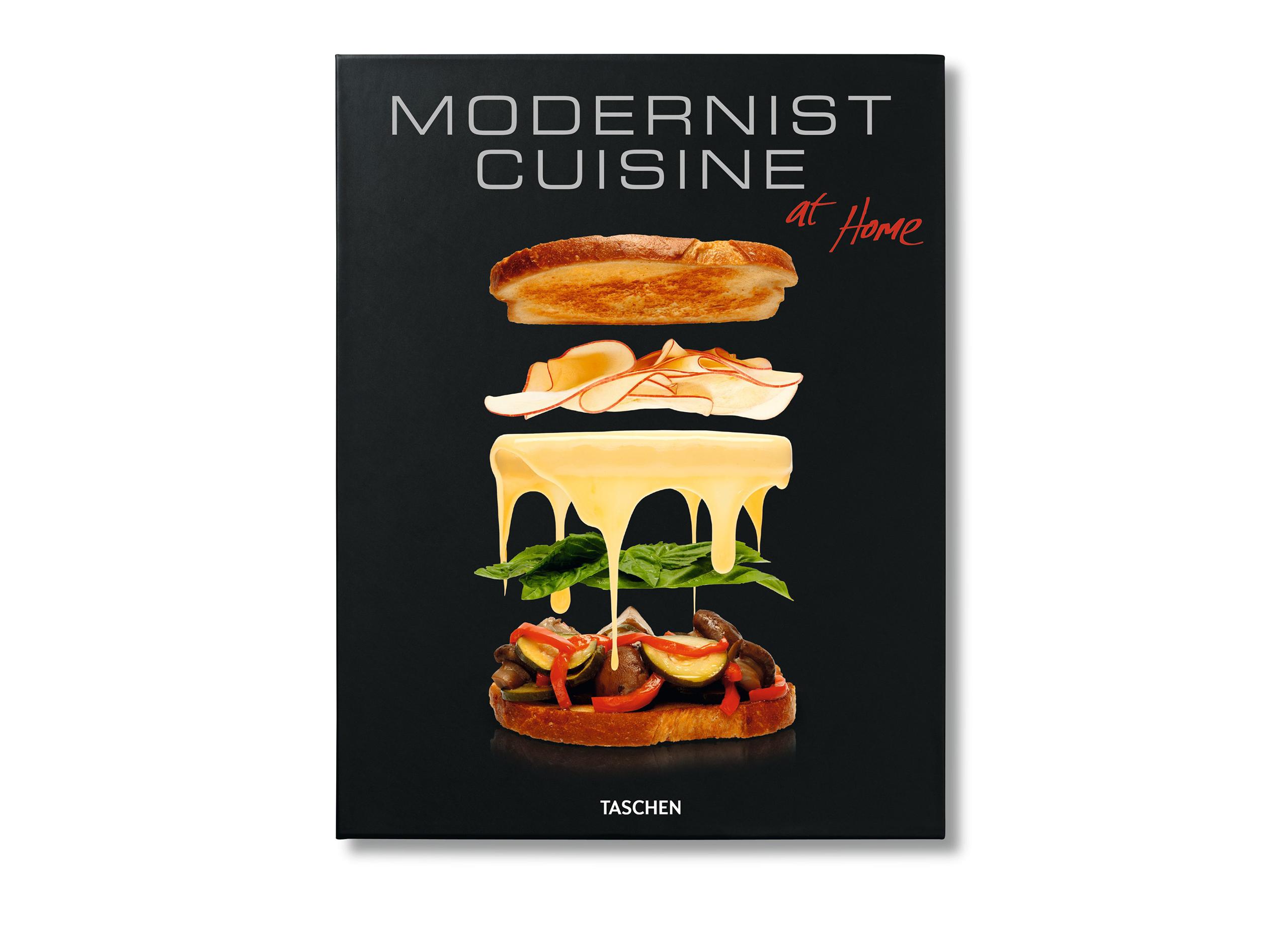 Taschen | Modernist Cuisine at Home | The Qvest Shop