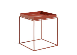 Tray Table Beistelltisch Medium Rot