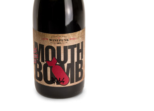 Mouth Bomb Rotwein