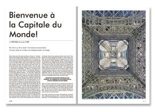 Qvest Metropolen Issue N°1 Paris