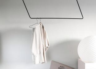 Kleiderstange Oblique