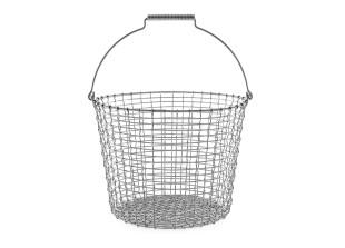 Bucket Drahtkorb
