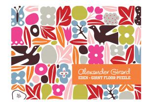 Alexander Girard Eden Bodenpuzzle