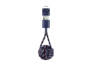 Key Cable Schlüsselanhänger und Ladekabel