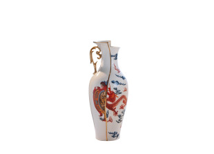Adelma Hybrid-Vase aus Porzellan
