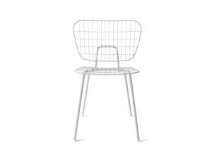 WM String Dining Chair Outdoor