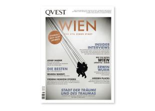 Qvest Metropolen Issue N°6 Wien