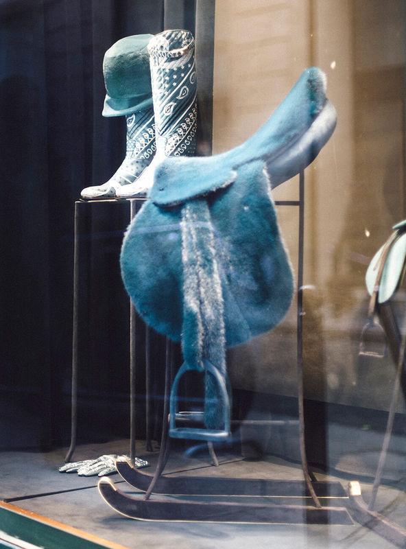 Hermès Kindersattel