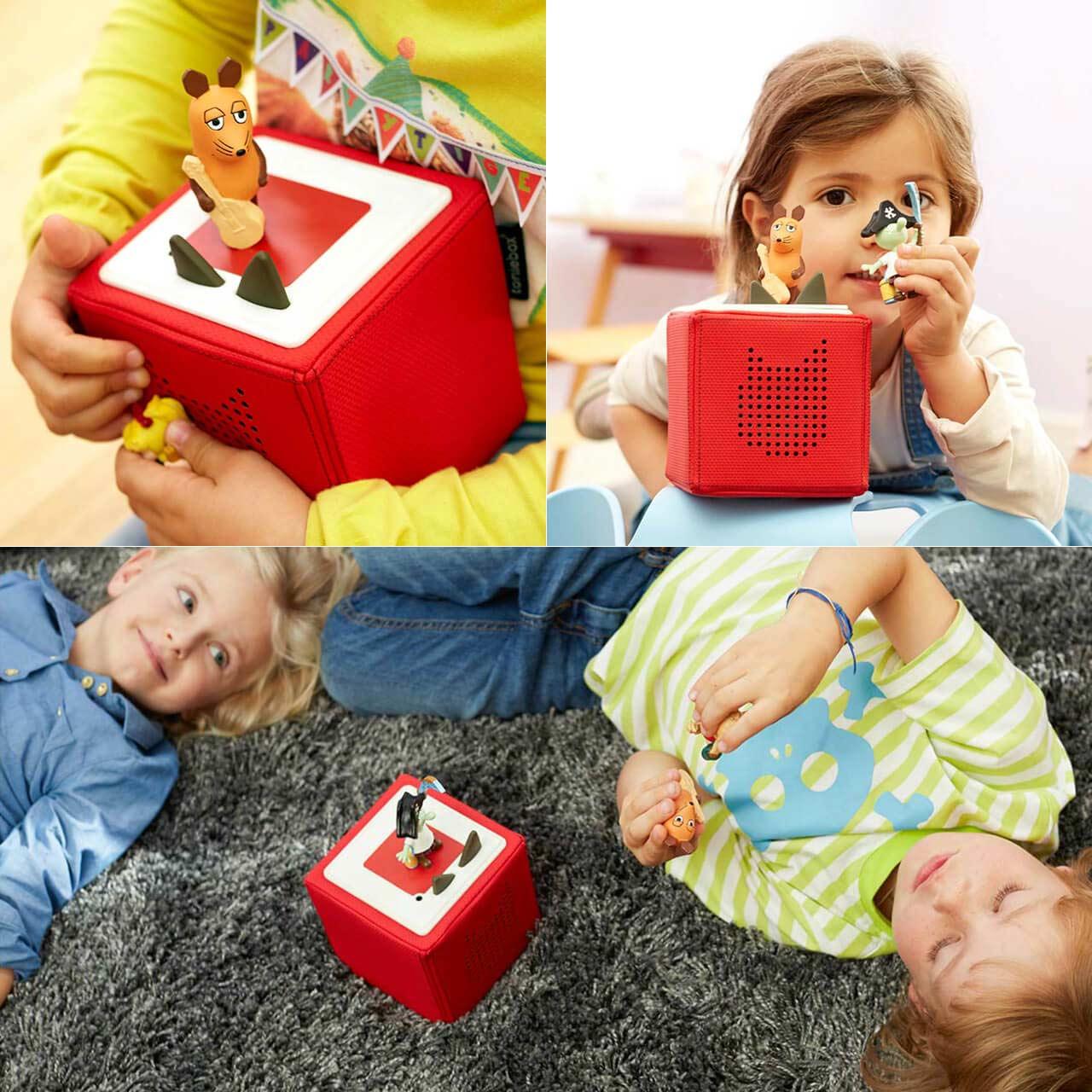 Tonies - Das neue Audio-System für Kinder.