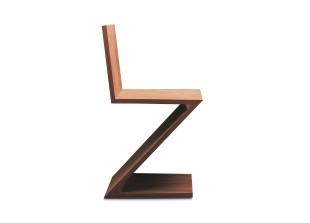 Zig Zag Stuhl