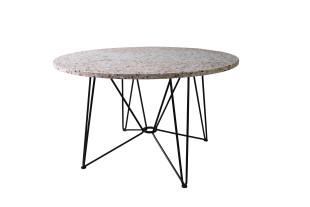 The Ring Table Terrazzo