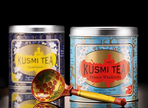 Kusmi Tea - Außergewöhnliche Teekompositonen