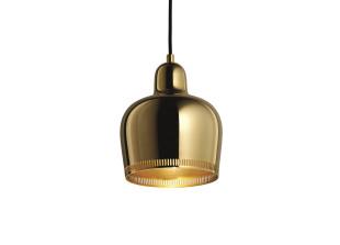 Golden Bell Savoy Pendelleuchte