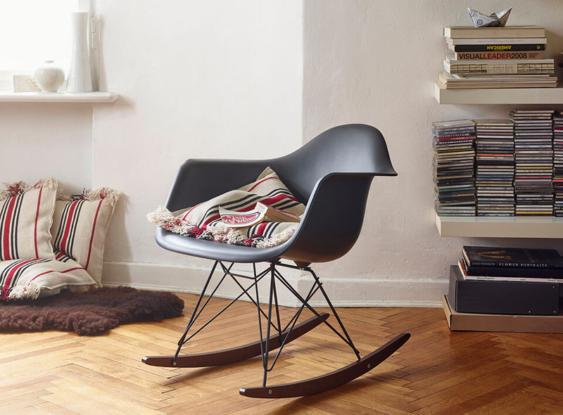 RAR Eames Plastic Armchair
