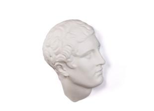 Discobolo Head Skulptur