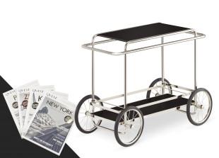 Qvest Special: Barwagen + 4 Qvest Magazine