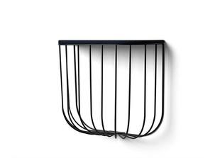 Fuwl Cage Shelf Wandregal