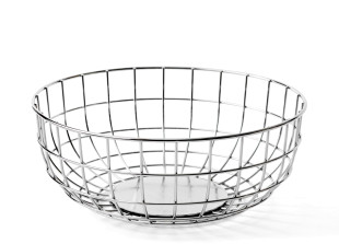 Norm Wire Bowl Obstschale