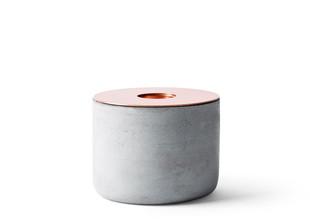Chunk of Concrete Kerzenständer