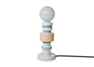 Moresque Tischlampe